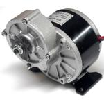 มอเตอร์ปั๊มชัก 24V 350W+ เกียร์ทด