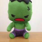 ตุ๊กตา marvel the avengers : Hulk