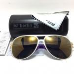แว่นกันแดด ic berlin collapse gold&white 60-15 <ปรอททอง>
