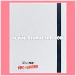 Ultra•Pro PRO-Binder 4-Pocket - White