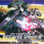HG OO (51) 1/144 GN-008GNHW/B Seravee Gundam GNHW/B