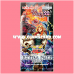 Extra Pack 2016 [EP16-JP] - Booster Pack (JA Ver.)