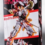 MG 1/100 ASTRY RED FRAME [Fired Dragon]