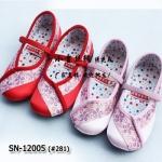 SN12005 รองเท้าจีน (ไซส์ 22-34)