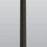 โคมไฟหัวเสาสนามนอกบ้าน SL-11-5018F2-BK-M