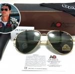 แว่นกันแดด ao skymaster aviator (china) ทอง 59-14