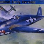 1/48 F6F-3 Hellcat Early Version [Hobby Boss]