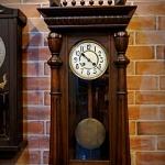 นาฬิกาลอนดอนยักษ์หน้ากระเบื้อง รหัส61260bl