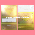 Millennium Box Gold Edition [MB01-JP] - Gold Card Case