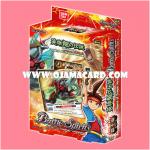 Battle Spirits Legend of Dragon Heros (BS14) แบทเทิลสปิริตส์ บูสเตอร์ 14 ภาค 4 ชุดที่ 3 (สีแดง)