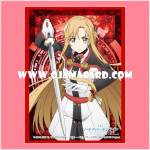 Bushiroad Sleeve Collection HG Vol.1222 - Sword Art Online the Movie -Ordinal Scale- [Yuuki Asuna] 60ct.