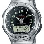นาฬิกาข้อมือ คาสิโอ Casio Standard 10 Year Battery Analog รุ่น AQ-180WD-1BVDF
