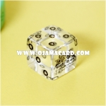 Yu-Gi-Oh! ZEXAL OCG Limited Offical Promo Dice (1.5 x 1.5 mm)