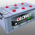 แบตเตอรี่ดีพไซเคิล ( Battery Deep cycle ) 32Ah 12V ยี่ห้อ GLOBATT ( INVA )