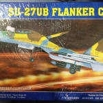 1/48 SU-27UB Flanker C
