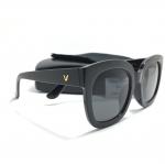 แว่นกันแดดแฟชั่น Black 1705 COL.1 53-20 145 <ดำ>