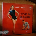 แผ่นเสียง julie london รหัส171160่jl