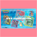 Ultra•Pro Pokémon Black & White Rayquaza Dragonite Playmat