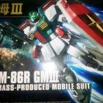 HGUC 1/144 (126) GM III [Daban]