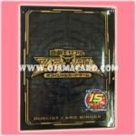 Yu-Gi-Oh! ZEXAL OCG Duelist Card Binder / Folder - Imperial Key Gold