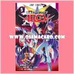 Yu-Gi-Oh! ARC-V Vol.5 [YA04-JP] ¬ No Card + Book Only