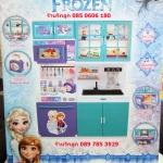 ห้องครัว Frozen มีตู้เย็น ไมโครเวฟมีเสียง มีไฟ