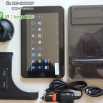 GPSนำทาง GT777 GPS + Android Tablet