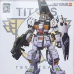 MG1/100 RX-121-1 Hazel Custom Gundam [MagicToy]