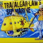 Trafalgar Law's Submarine One Piece
