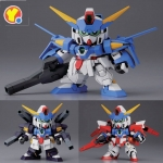 SD Gundam Age-3 (Normal, Fortress ,Orbital)