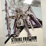 MC 1/100 Strike Freedom Ver.Sapphire [Metal Gear]