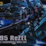 HGUC RGZ-95 1/144 Rezel