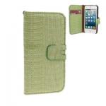 Case เคส Crocodile iPhone 5 (Green)