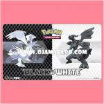 Ultra•Pro Pokémon Black & White Playmat