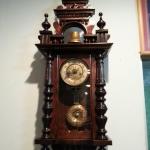 นาฬิกาศรไขว้ตีระฆังบนรหัส1358wc