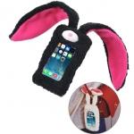 Rabbit Style (Black) เคส Case iPhone 5 & 5S