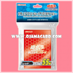 [Pre-Order] Yu-Gi-Oh! ARC-V Duelist Card Protector Sleeve - Red 55ct.