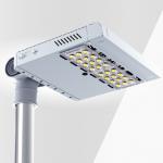 โคมไฟถนนแบบปรับได้ LED Street light 60W