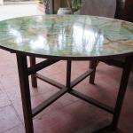 โต๊ะกลมจีน รหัส21559ct