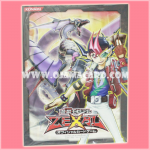 Yu-Gi-Oh! ZEXAL OCG Folder - Yuma Tsukumo & Number 92: Heart-eartH Dragon / Numbers 92: Fake-Body God Dragon, Heart-eartH Dragon