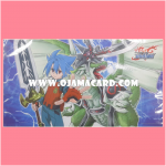 BF Fighter's Rubber Play Mat Collection Vol.02 - Ryuenji Tasuku & Jackknife Dragon