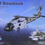 1/72 SH-60F Oceanhawk [Hobby Boss]