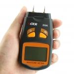 MM09-Victor 2GA เครื่องวัดความชื้นไม้ 5-40% เลือกประเภทไม้ใด้ Moisture Meter w/ Stainless 2-Pin