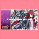 "VG Fighter's Rubber Play Mat Collection Vol.18 - Ren Suzugamori & Blaster Dark ""Diablo"""
