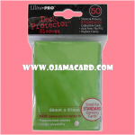 Ultra•Pro Standard Deck Protector / Sleeve - Lime Green 50ct.
