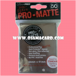 Ultra•Pro Pro-Matte Standard Deck Protector / Sleeve - Brown 50ct.