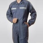 ชุดทำงานแบบชุดหมี ซิปปิด (Work Clothing)