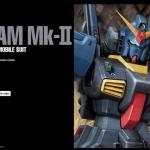 PG RX-178 GUNDAM Mk-II TITAN