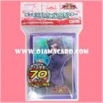 Yu-Gi-Oh! ZEXAL OCG Duelist Card Protector / Sleeve - Reginald Kastle / Ryoga Kamishiro / Shark 70ct.