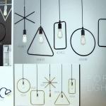 Modern Lamps Set-18